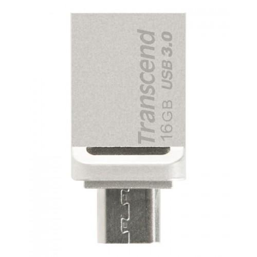فلش مموری 16 گیگابایت ترنسند مدل JF880S OTG USB 3.0