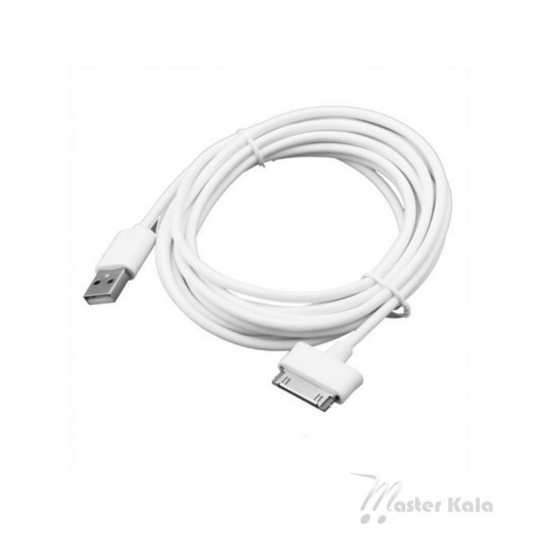 کابل اصلی یو اس بی به 30پین مناسب iPod, iPhone, iPad