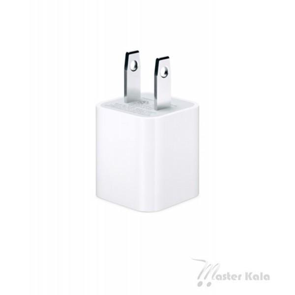 آداپتور شارژر اصلی اپل آیفون مدل MB707