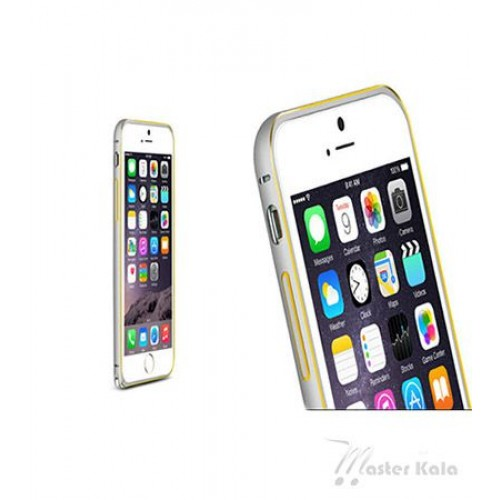 بامپر فلزی مارک N&X مناسب برای Apple iPhone 6-6S