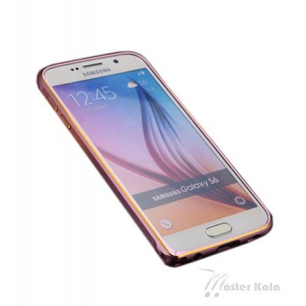 بامپر فلزی مارک N&X مناسب برای Smasung Galaxy S6