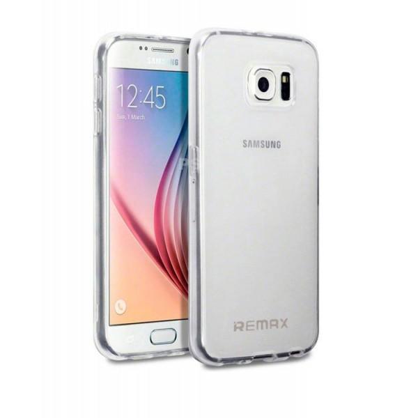 محافظ ژله ای 3 گرمی مارک ریمکس Samsung Galaxy S6 Edge
