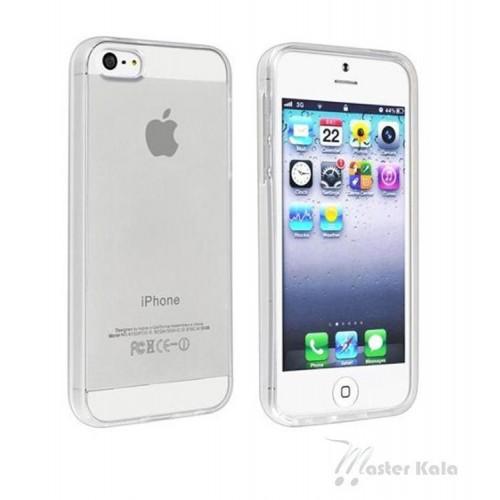 محافظ ژله ای شفاف لیتو مناسب برای Apple iPhone 5,5S
