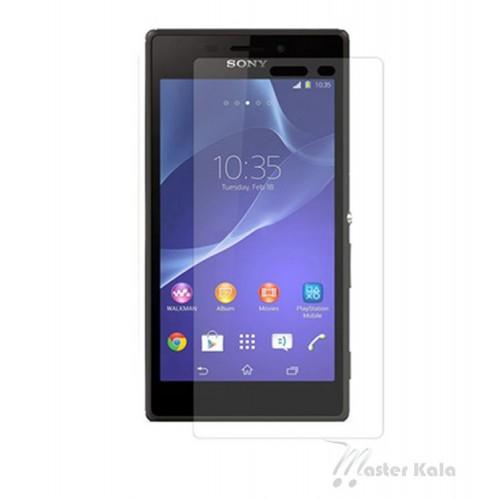 محافظ صفحه نمایش شیشه ای Sony Xperia M2