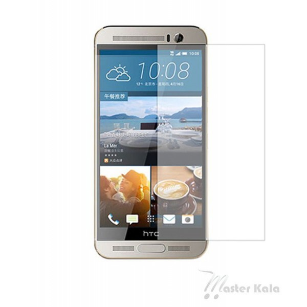 محافظ صفحه نمایش شیشه ای HTC One M9 Plus