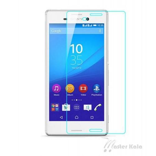 محافظ صفحه نمایش شیشه ای Sony Xperia M4 Aqua
