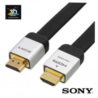 کابل فلت HDMI نسخه 1.4 مارک Sony به طول 3 متر