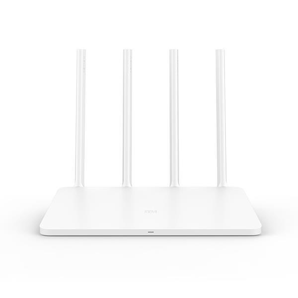 روتر 4 آنتن دارای 2 پورت شیائومی Xiaomi Mi Wifi Router 3 - نسخه گلوبال