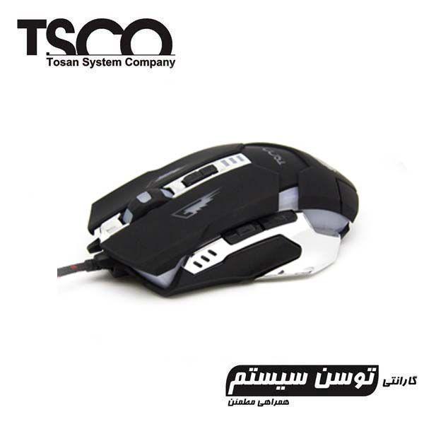 موس گیمینگ Tsco TM 760GA