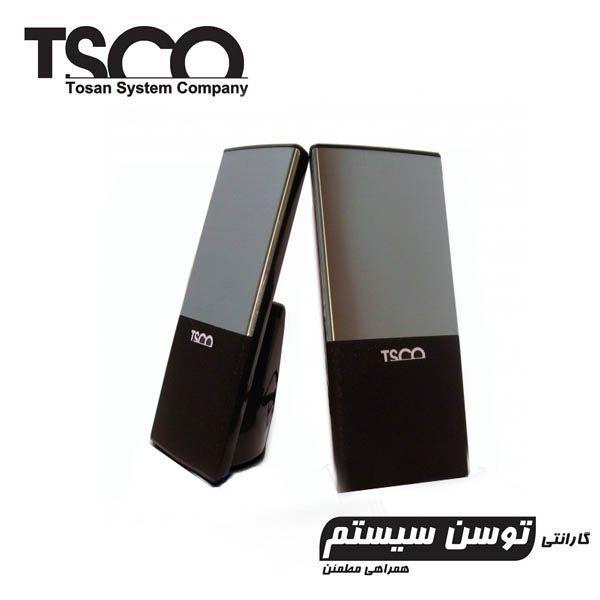 اسپیکر دسکتاپ تسکو مدل TS 2072