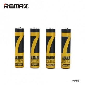 باتری نیم قلمی ریمکس مدل LR03 Alkaline AAA