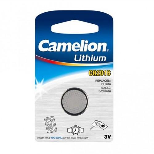 باتری سکه ای کملیون مدل Camelion CR2016