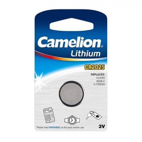 باتری سکه ای کملیون مدل Camelion CR2025