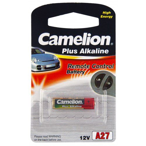باتری ریموتی Camelion Plus Alkaline A27