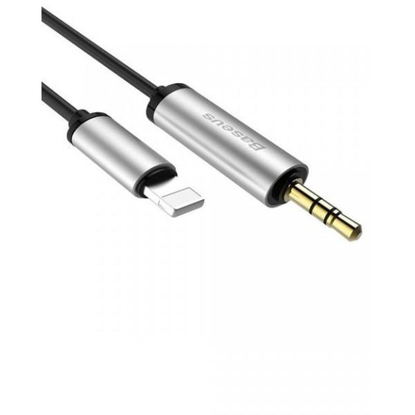 کابل انتقال صدا به لایتنینگ آیفون بیسوس Baseus B37 به طول 2 متر