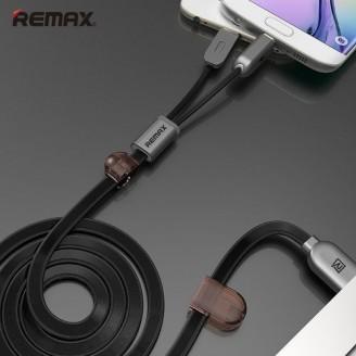 کابل لایتنینگ و میکرو یو اس بی ریمکس Remax RC-025t
