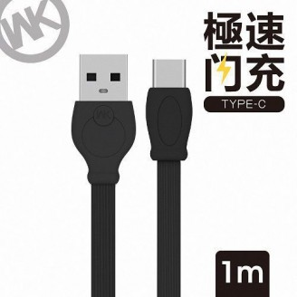 کابل Type C به USB مارک WK WDC-023