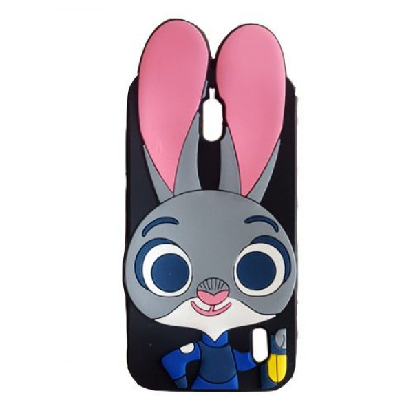 کاور عروسکی سه بعدی مناسب برای Huawei Ascend Y625