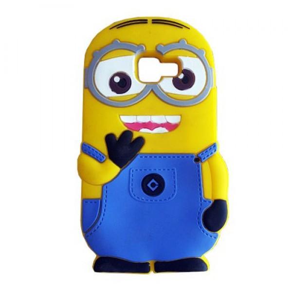 کاور عروسکی سه بعدی مناسب برای Samsung Galaxy A3 2016
