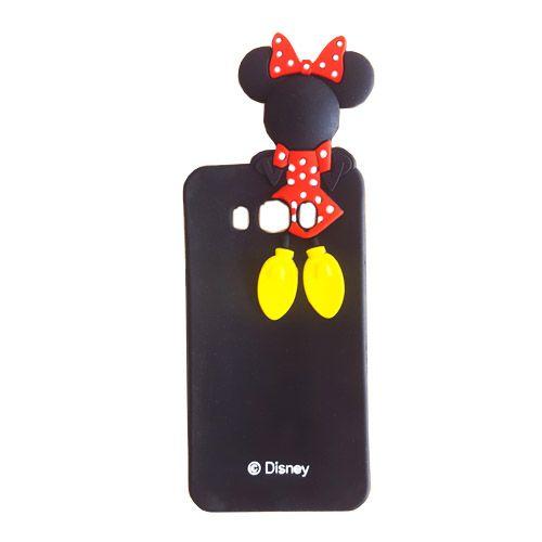 کاور عروسکی سه بعدی مناسب برای Samsung Galaxy A5