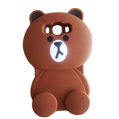 کاور عروسکی سه بعدی مناسب برای Samsung Galaxy J5 2016