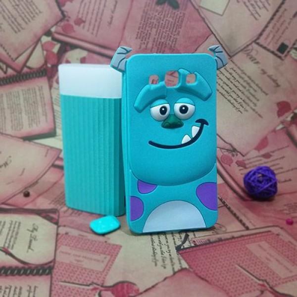 کاور عروسکی سه بعدی مناسب برای Samsung Galaxy J7