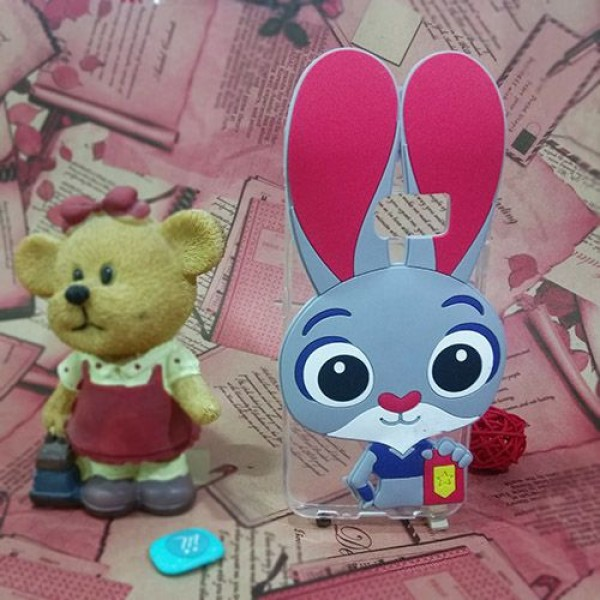 کاور عروسکی سه بعدی مناسب برای Samsung Galaxy S6