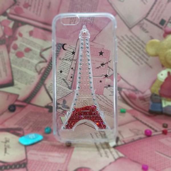 کاور آکواریومی طرح پاریس مناسب برای Apple iPhone 6-6s