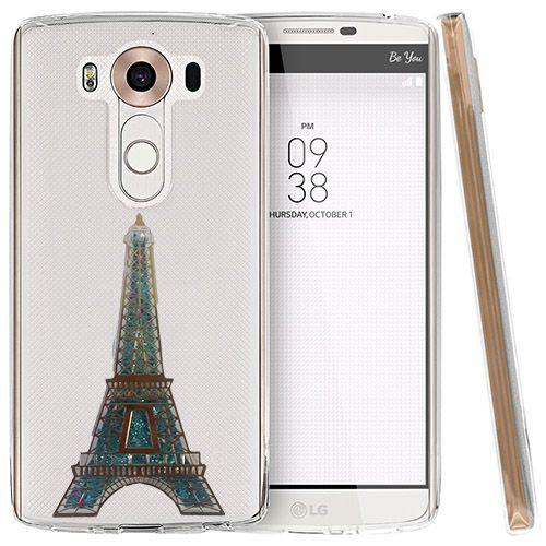 کاور آکواریومی طرح پاریس مناسب برای LG V10