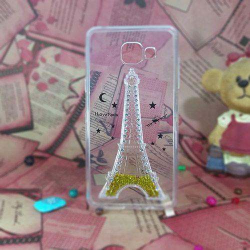 کاور آکواریومی طرح پاریس مناسب برای Samsung Galaxy A5 2016