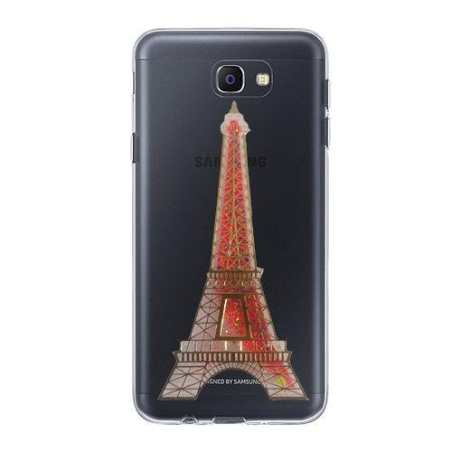 کاور آکواریومی طرح پاریس مناسب برای Samsung Galaxy J5 Prime