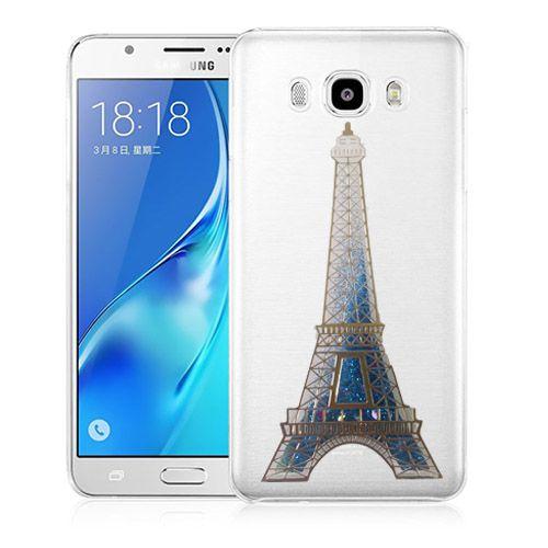 کاور آکواریومی طرح پاریس مناسب برای Samsung Galaxy J7 2016