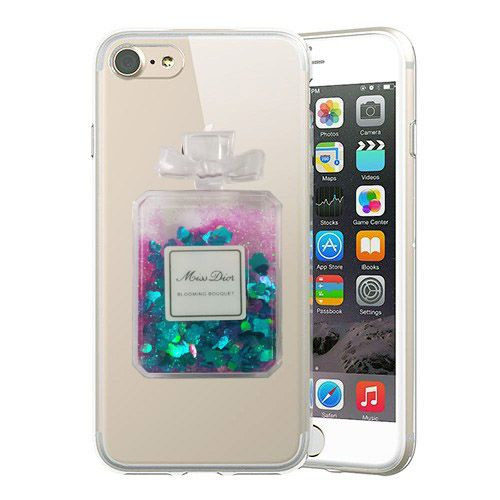کاور آکواریومی طرح ادکلن مناسب برای Apple iPhone 7