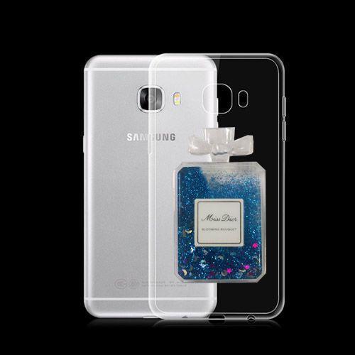 کاور آکواریومی طرح ادکلن مناسب برای Samsung Galaxy C5