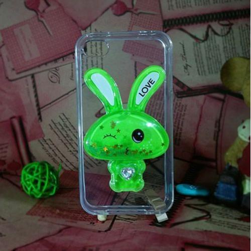 کاور آکواریومی طرح خرگوشی مناسب برای Apple iPhone 4-4s