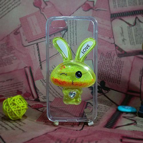 کاور آکواریومی طرح خرگوشی مناسب برای Apple iPhone 5-5s-SE