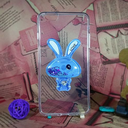 کاور آکواریومی طرح خرگوشی مناسب برای Apple iPhone 6 Plus-6s Plus
