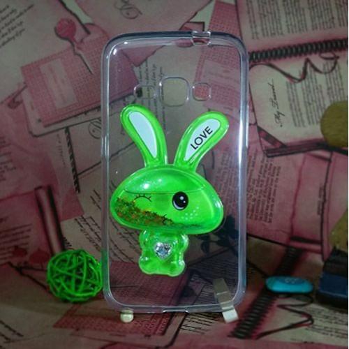 کاور آکواریومی طرح خرگوشی مناسب برای Samsung Galaxy J1 2016