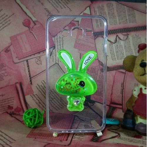کاور آکواریومی طرح خرگوشی مناسب برای Samsung Galaxy J7