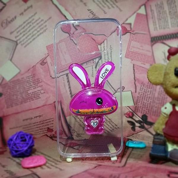 کاور آکواریومی طرح خرگوشی مناسب برای Samsung Galaxy S7