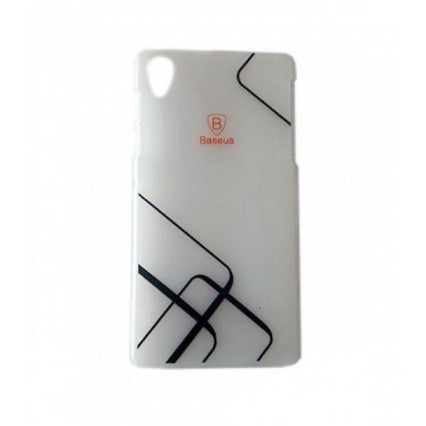 کاور ژله ای فانتزی لایت دار مارک باسیوس مناسب برای Sony Xperia Z1