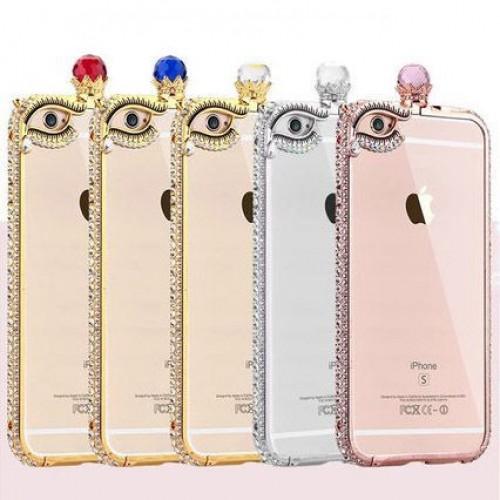 بامپر نگین دار طرح Eye مناسب برای Apple iPhone 6 Plus-6S Plus