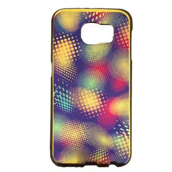 کاور ژله ای طرح دار فشن کیس Samsung Galaxy S6