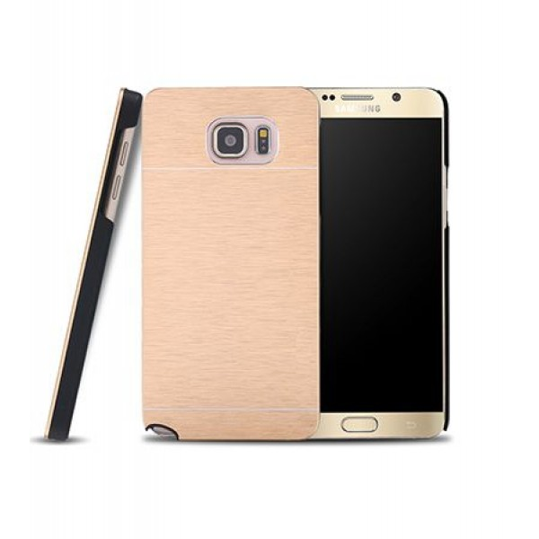کاور سخت فلزی مارک motomo مناسب برای Samsung Galaxy Note 5