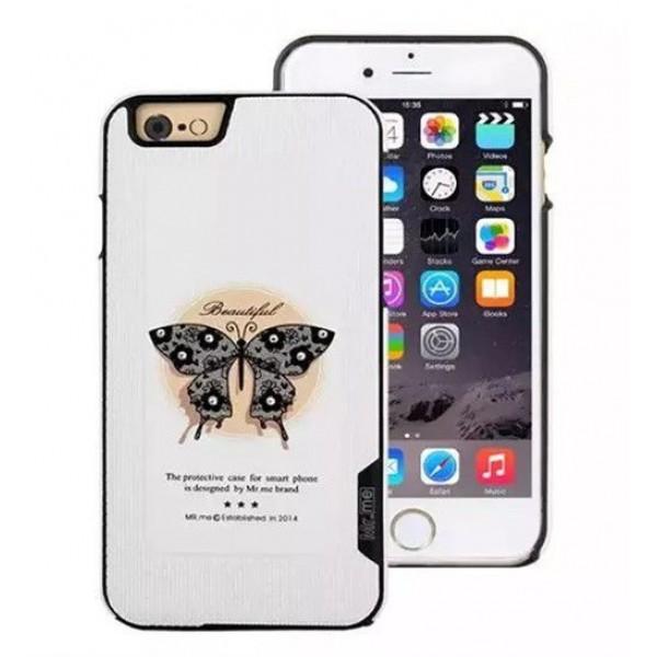 کاور سخت فانتزی مارک Mr.me مناسب برای Apple iPhone 6-6S