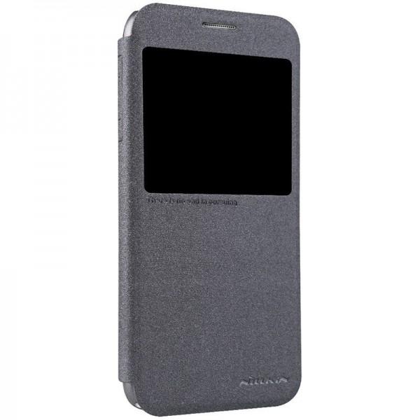 کیف کلاسوری هوشمند نیلکین مدل Sparkle مناسب Samsung Galaxy S6