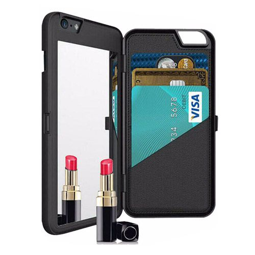 کاور آینه دار و کیف پول ifrogz مناسب Apple iPhone 6-6s