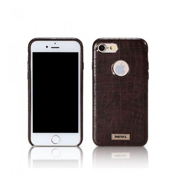 کاور چرمی ریمکس سری Maso مناسب Apple iPhone 7 Plus