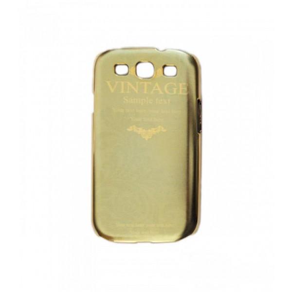 کاور سخت فلزی طرح دار مارک راک مناسب برای Samsung Galaxy S3