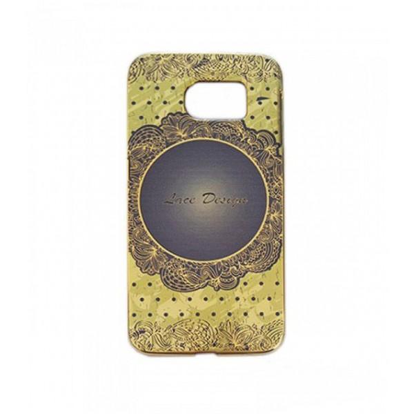 کاور سخت فلزی طرح دار مارک راک مناسب برای Samsung Galaxy S6 Edge